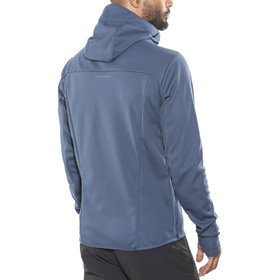 Mammut Ultimate V SO Hooded Jacket Men jay-jay melange
